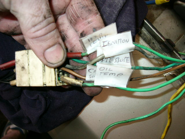 Harness Reconstruction. Once You Have Labeled The Wires That Are Still Attached To Car Set Out Engineside Harness And Cut One Wire At Plastic Connector. Wiring. Cut Out Wiring One Wire At Scoala.co